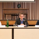 Diskussion mit MdB Ackermann (FDP)